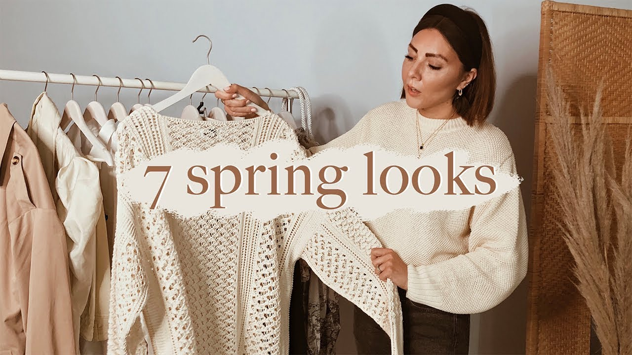 7 Spring Outfits | & Other Stories, Sezane, Lorna Luxe x ITS | Nicole Ballardini 9