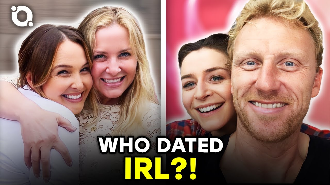 The Real-Life Partners Of Grey\'s Anatomy Cast Revealed | ⭐OSSA ...