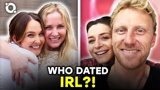 Grey's Anatomy: The Real-Life Partners Revealed  | ⭐OSSA