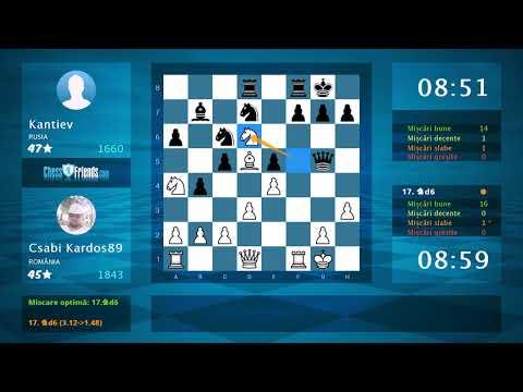 Chess Game Analysis: Csabi Kardos89 - Kantiev : 1-0 (By ChessFriends.com)