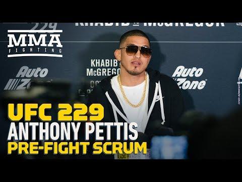 Anthony Pettis Predicting Conor McGregor Will Knock Out Khabib Nurmagomedov - MMA Fighting