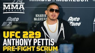 Anthony Pettis Predicting Conor McGregor Will Knock Out Khabib Nurmagomedov - MMA Fighting
