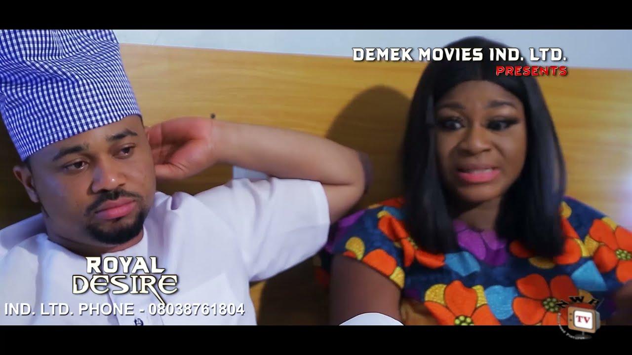 Download ROYAL DESIRE OFFICIAL TRAILER (New Hit Movie) - DESTINY ETIKO 2021 LATEST NIGERIAN NOLLYWOOD MOVIE.