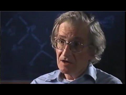 Noam Chomsky on Watergate