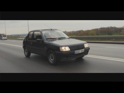Peugeot 205 XS 1.9TD