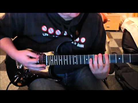 Tool - Lateralus (Guitar Cover)