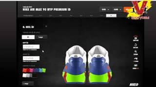 Видеоинструкция сайта VIRTUOZY.org по заказу обуви NIKE ID
