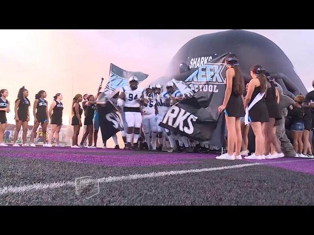 Shadow Creek vs Angleton Football 9-28-19