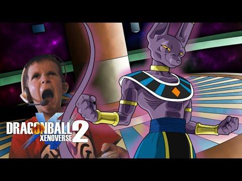 KID RAGES|Dragon Ball Xenoverse 2 |