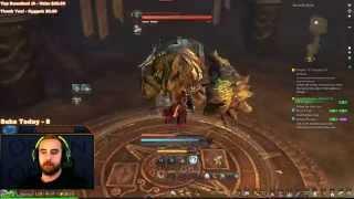 Bajheera - BLADE & SOUL: Destroyer Sentinel Ruins Solo - B&S NA Alpha
