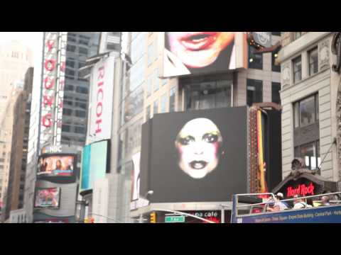 tCSTV | Lady Gaga Applause Worldwide Premier at Good Morning America