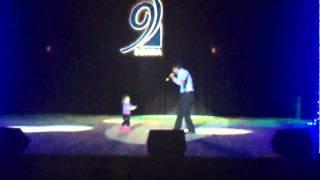 Murat Thagalegov - танцует с малышкой!!!!!