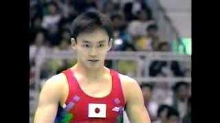 Daisuke Nishikawa (JPN) PH 1995 Sabae Worlds TF
