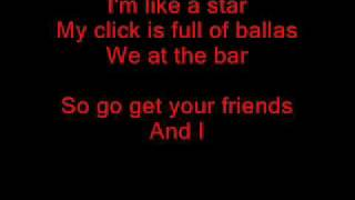 Pitbull ft Benny Benassi - Go Girl (Satisfaction Remix) with Lyrics