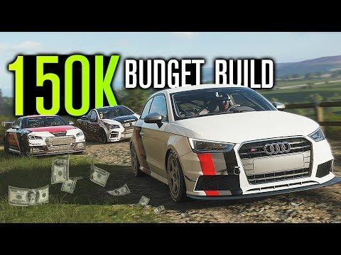 $150,000 BUDGET Hill Climb Builds!   Forza Horizon 4 thumbnail