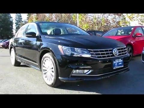 2016 Volkswagen Passat 1.8t Se W/technology Sedan 4 Dr. San Jose Sunnyvale Hayward Redwood City