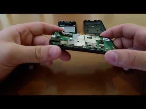 Huawei Vodafone 845 digitizer replacement