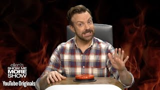 jason sudeikis answers ellens burning questions