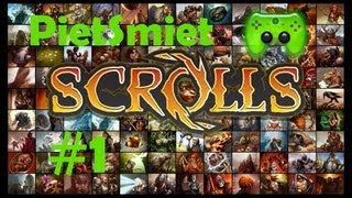 Scrolls # 1 - Das neue Magic the Gathering ? «» Let