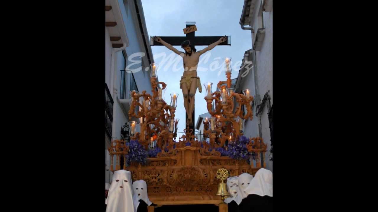 Stmo Cristo De La Salud Alcala La Real Semana Santa 2012
