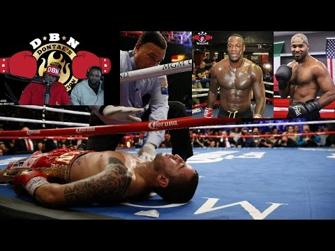 DBN RADIO SHOW: WILDER-WASHINGTON OFFICIAL!! MIKEY GARCIA OR ROBERT EASTER? MAYWEATHER
