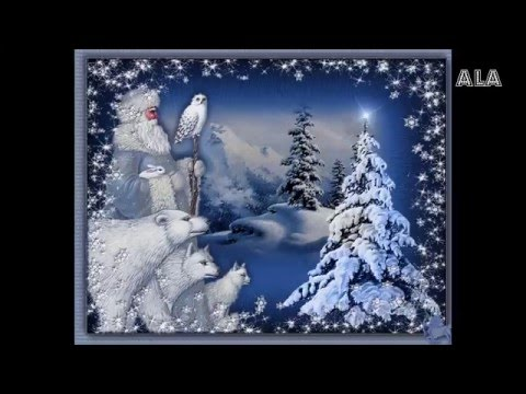 Сказочные новогодние открытки :) С Новым Годом!!!