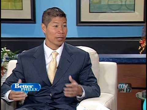 Eric Poe From Cure Auto Insurance On Wphl S Better Philly Program