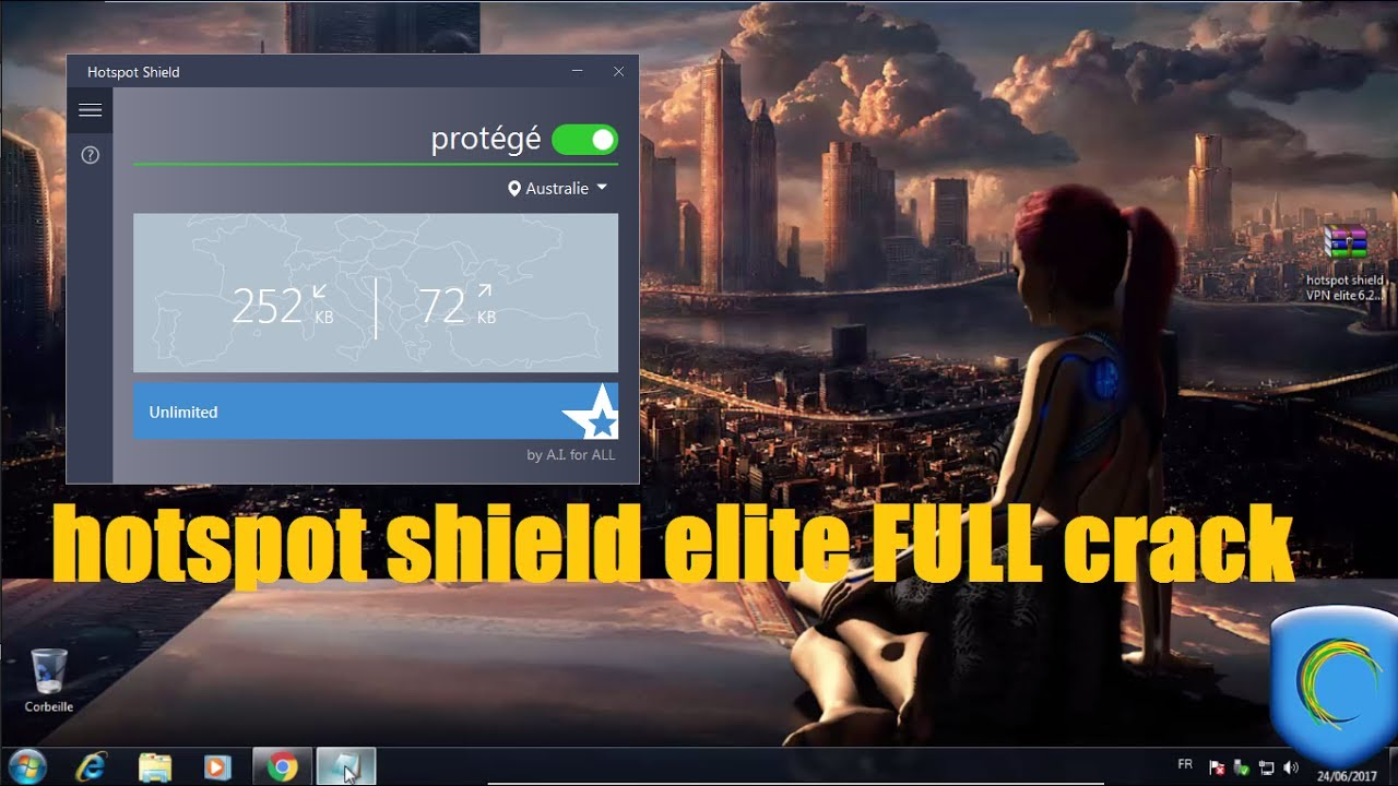 hotspot shield elite free download (2017) with activation patch