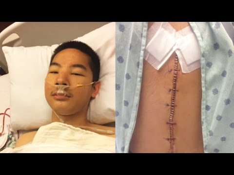 Huge KevJumba Update  Horrible Car Accident