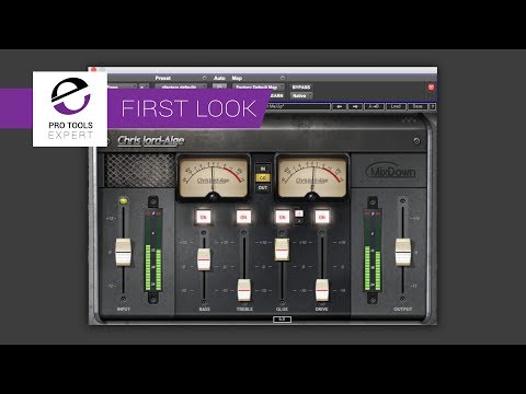 First Look - Waves CLA MixDown Plug in On Drums, Piano & Mix Bus
