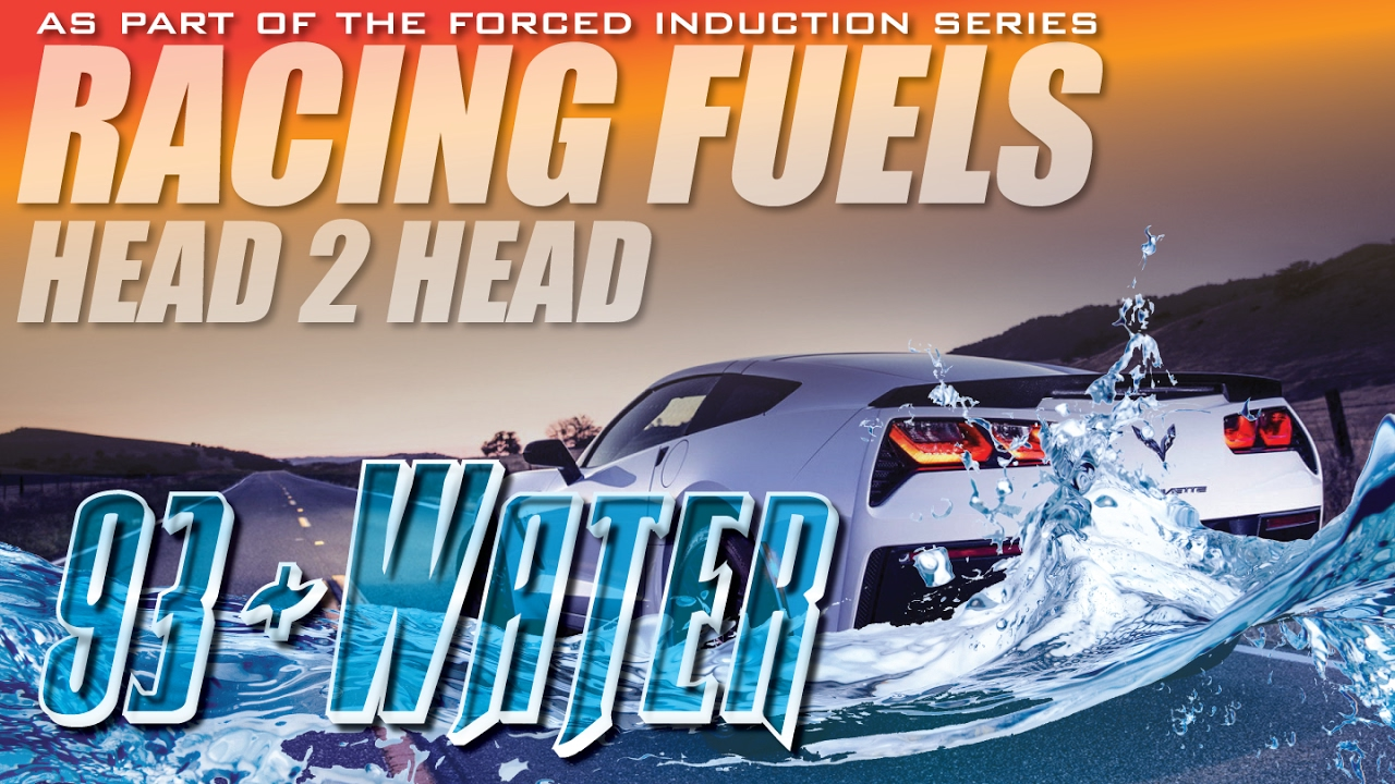 Download Racing Fuels: Water Injection plus 93 Octane What kind of Power does that make?
