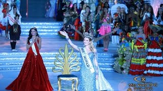Miss World 2015 - Crowning Moment! - SPAIN Wins Miss World 2015!