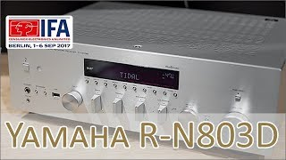 Yamaha R-N803D Stereo Verstärker