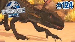 เอาไดโนเสาร์โหด อินโดแรพเตอร์ไปสู้บอส - Jurassic World เกมมือถือ 124   พี่เมย์ DevilMeiji