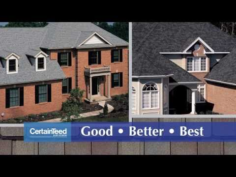 Choosing the Right Certainteed Shingle