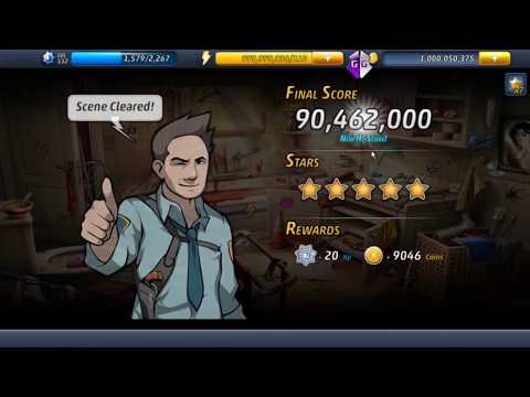 Criminal Case (Android) Level And Exp Hack 2019