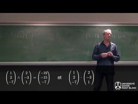 Mécanique, semestre 2, cours 1 : moments de force