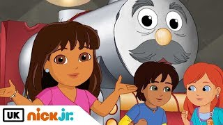 Dora and Friends | Missing Parts for Chugga | Nick Jr. UK