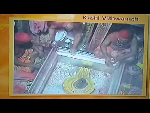 #Live Shivratri Divine Darshan Kashi Vishwanath Jyotirling Temple Varanasi !!