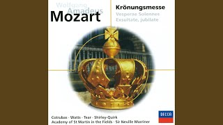 "Mozart: Mass in C, K.317 ""Coronation"" - 3. Credo"