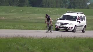 Петропавловск велоспорт на приз А.Винокурова 4 день 20 км разделка