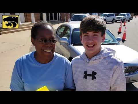 Hale County Middle School One Moment in Time Fall 2019