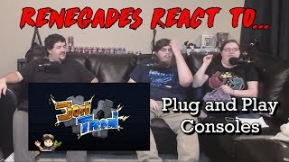 Renegades React to... JonTron - Plug and Play Consoles