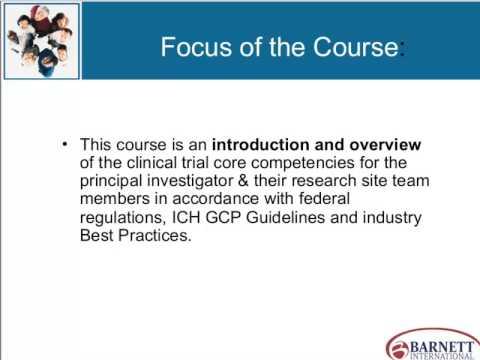 Principal Investigator Training:  Roles & Responsibilities Trailer