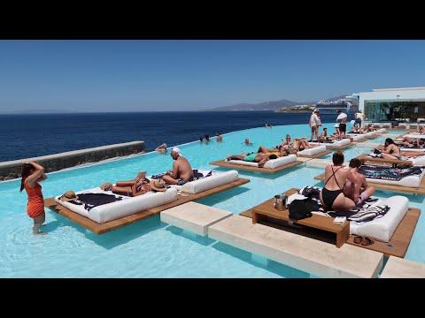 CAVO TAGOO, Mykonos' trendiest 5-star hotel (Greece): full t