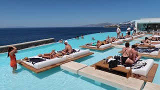 CAVO TAGOO, Mykonos' trendiest 5-star hotel (Greece): full tour