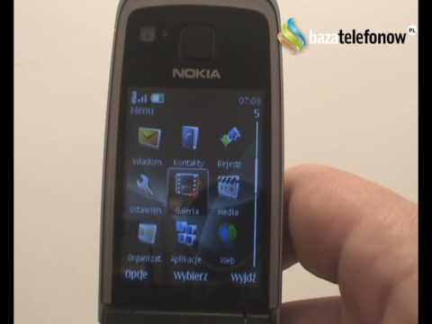 Prezentacja telefonu Nokia 6600 Fold