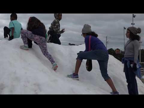 Snow in Pembroke Pines