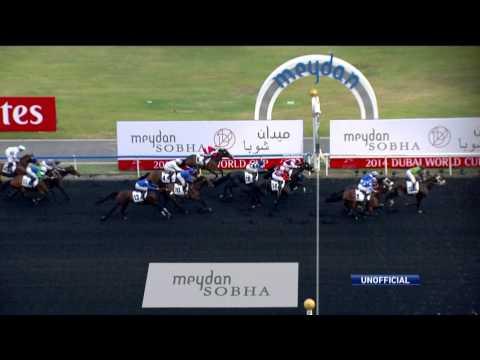 29.03.2014 Meydan (Dubai-UAE) 2.Race Godolphin Mile 2014  Group II  1.600 m