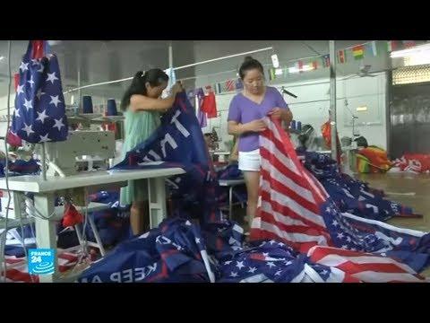 دخول الرسوم الأمريكية الجديدة ضد الصين حيز التنفيذ في تصعيد للحرب التجارية  - نشر قبل 3 ساعة